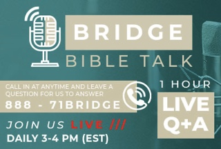 Bridge Bible Talk