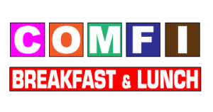 COMFI Breakfast and Lunch